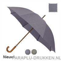 Luxe paraplu bedrukken GR-407 goedkoop bestellen